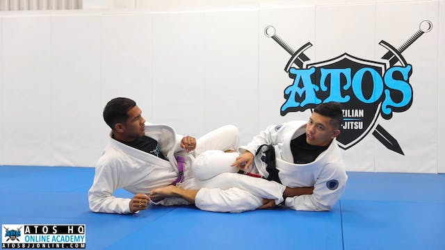 Honey Hole + Ankle Lock From Single L...
