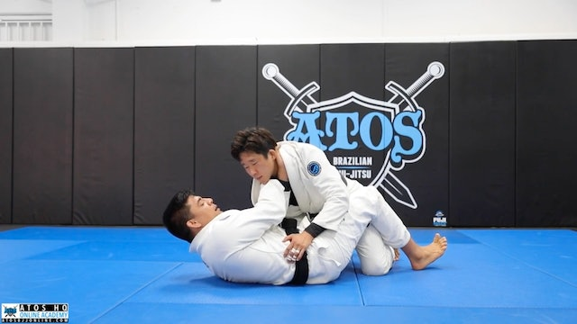Submissions From Closed Guard