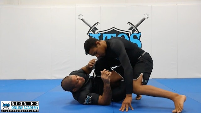Leg Pin Pass From Reverse DLR