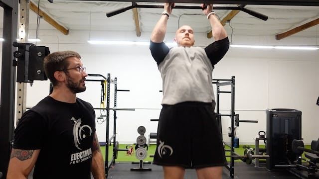 Relative Strength - Pullup Hold