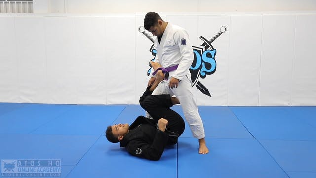 How to Brake the Grip From Single Leg X