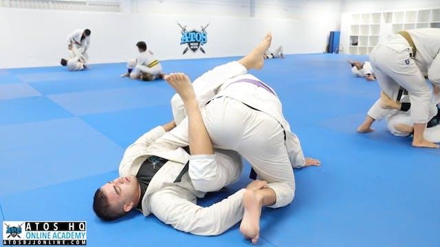 Gustavo Batista (Black Belt World) vs...