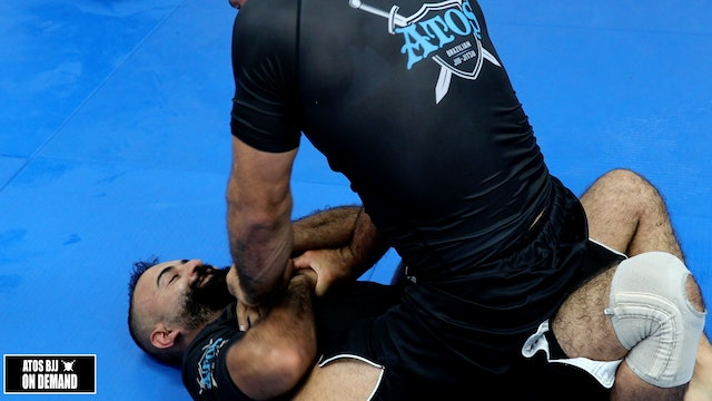 Andre Galvao Rolling With Atos Blue Belt Alla