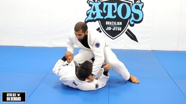 Hip Control to Knee Cut - Kid's Class