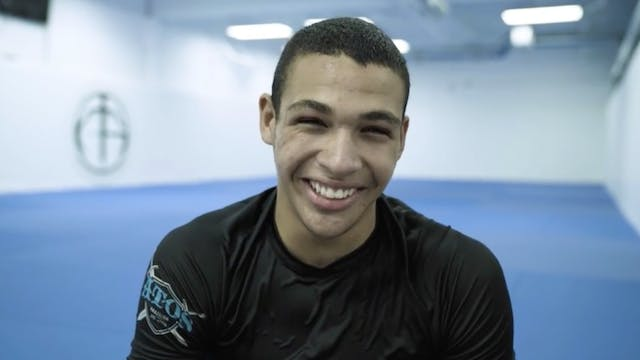 One Day With Tye Ruotolo at Atos Comp...