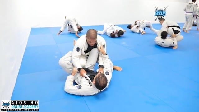 Andre Galvao vs Jonnas Gracie