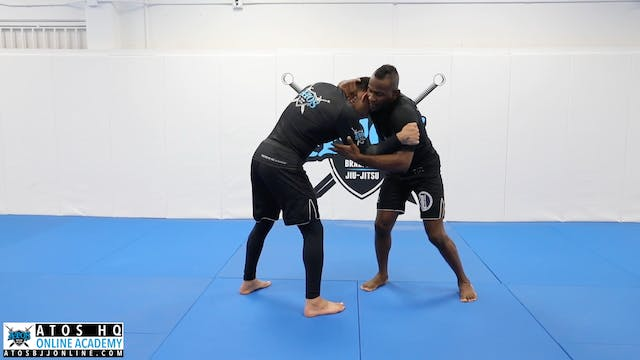 Outside Elbow Control Tie Up