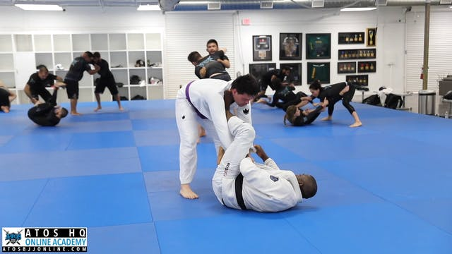 Black Belt Pan Champ Ronaldo Jr. vs A...