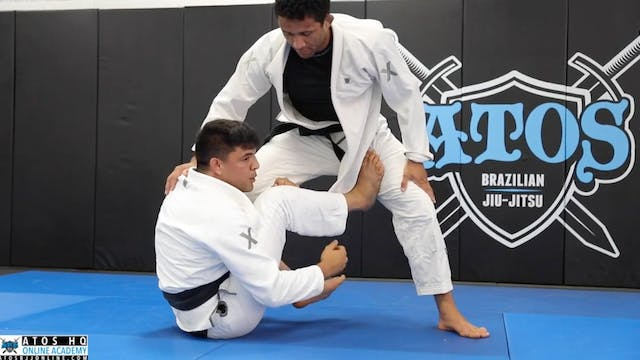 Sit Up Guard System Using The Lapel: ...