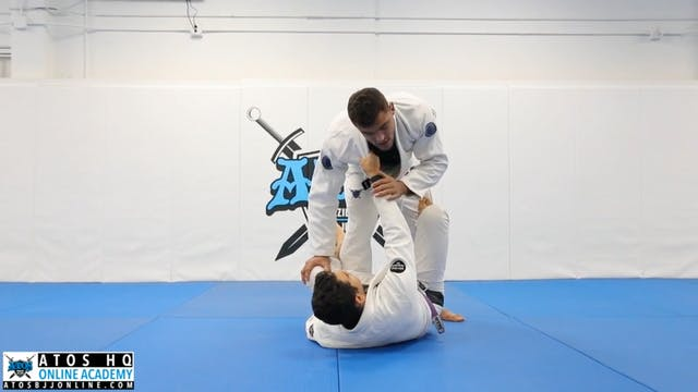 Knee Cut Pressure Pass