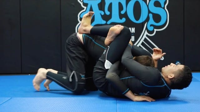 Triangle From Side Mount Position