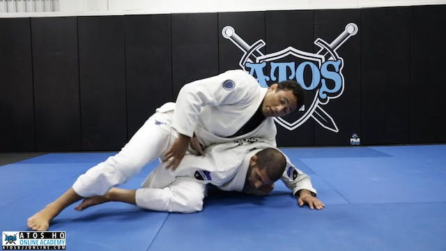 Basic Crucifix From Turtle Position W...