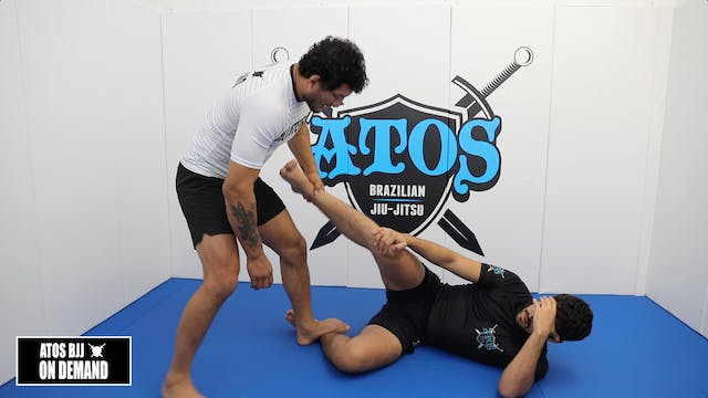 Body Lock Set Up From Stand Position ...
