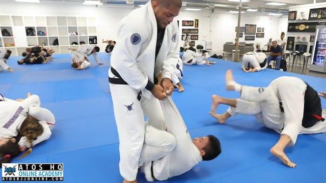 Andre Galvao vs Andy Murasaki