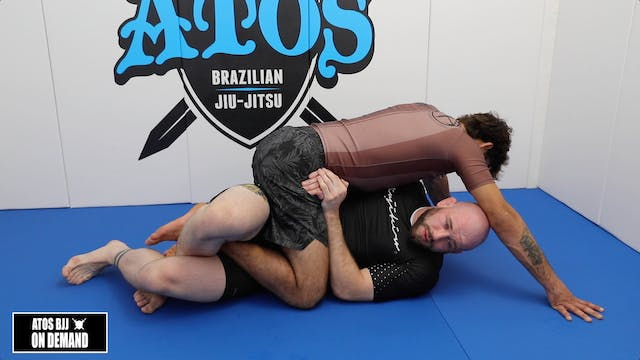 Recovering the Half Guard