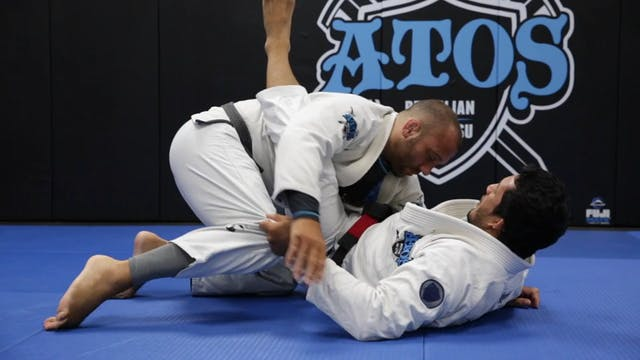 Sweeping From the Closed Guard Into t...