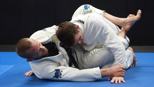 Over-Hook Triangle Attack From Closed...