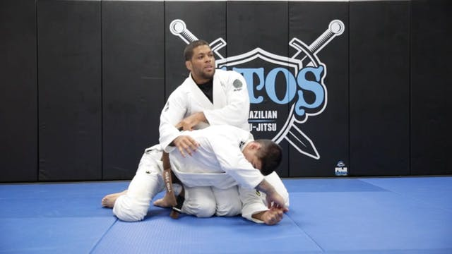 Perfect Back Take With Gi For People ...