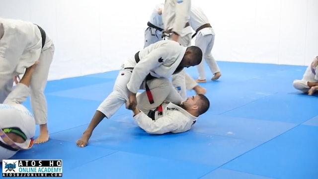 Gustavo Batista vs Ronaldo Jr.