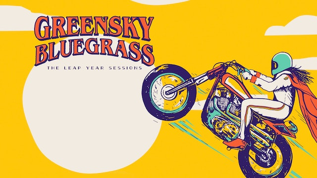 Greensky Bluegrass - The Leap Year Sessions Trailer