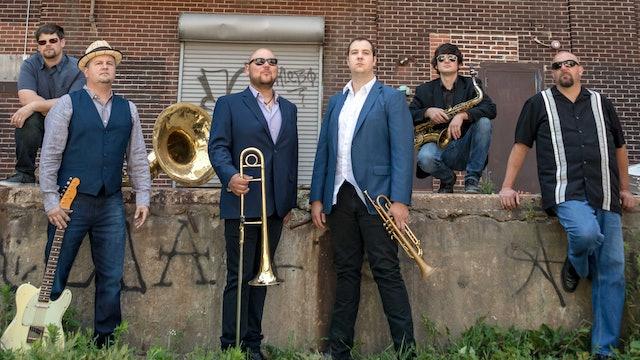 Funky Butt Brass Band - 7/11/20