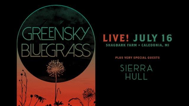 Greensky Bluegrass Live 7/16/21