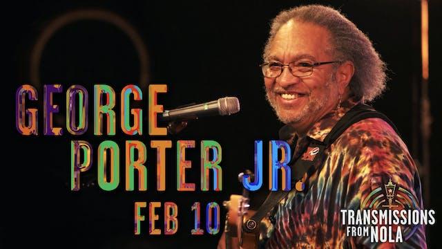 Transmissions from NOLA: George Porter Jr.