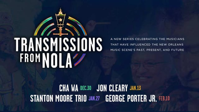 Transmissions from NOLA Trailer