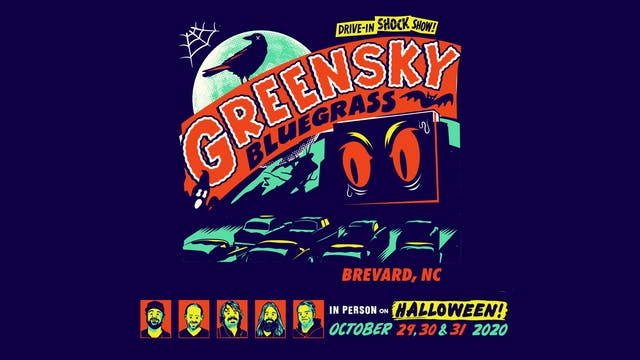 Greensky Bluegrass Halloween 2020: Full Tour