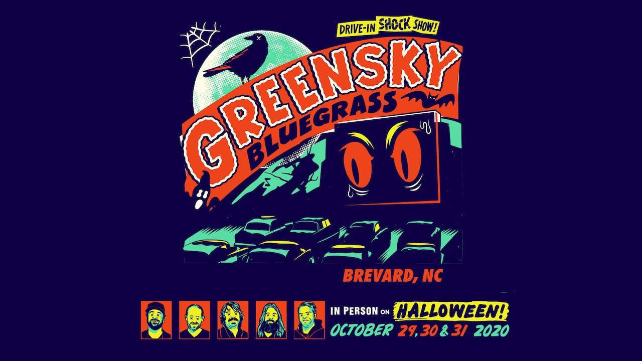 Greensky Bluegrass Halloween 2020: Full Tour