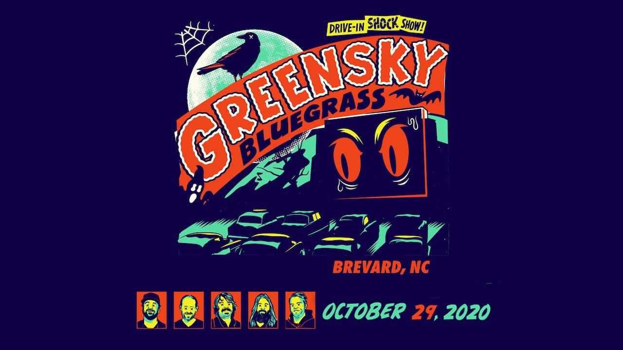 Greensky Bluegrass Halloween 2020: 10/29