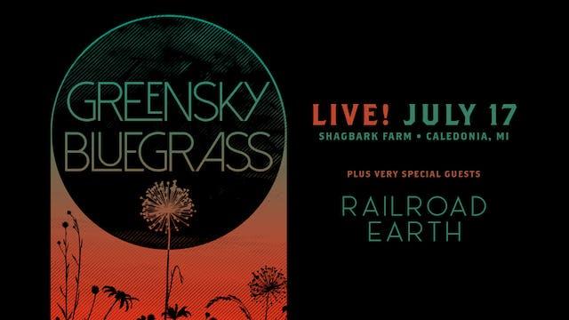 Greensky Bluegrass Live 7/17/21
