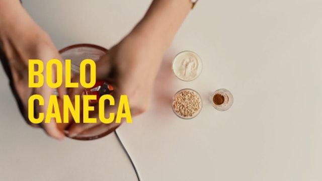 Bolo Caneca