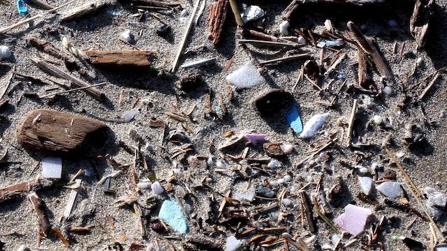 Filtering a Plastic Ocean