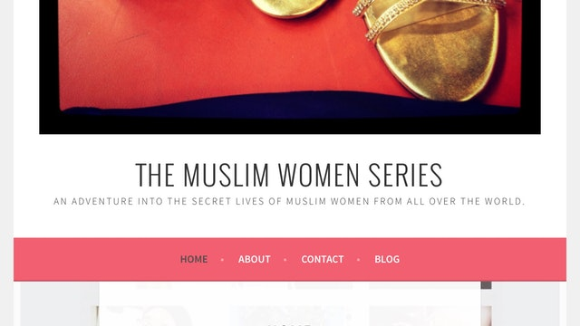 The Muslim Women SERIES (Coming Soon!)