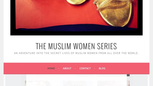 The Muslim Women SERIES (Coming Soon!)