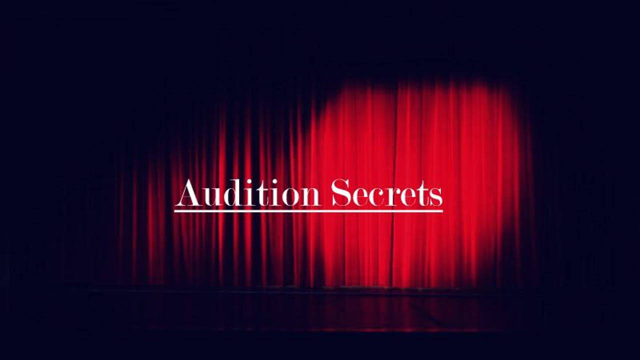 Audition Secrets Plus
