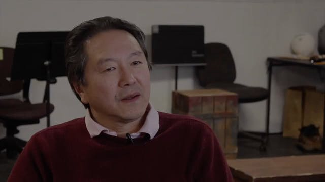 Audition Secrets Extended Interview with Rick Shiomi, Mu Performing Arts