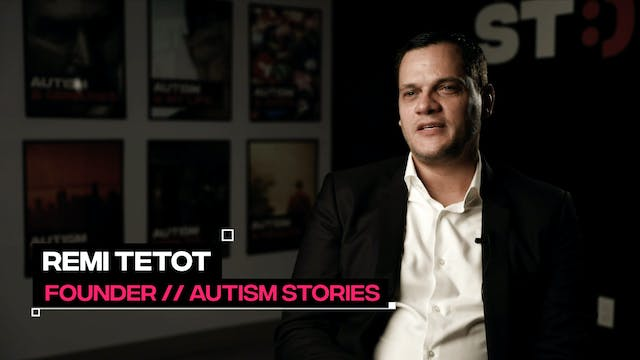 Why we started Autism Stories