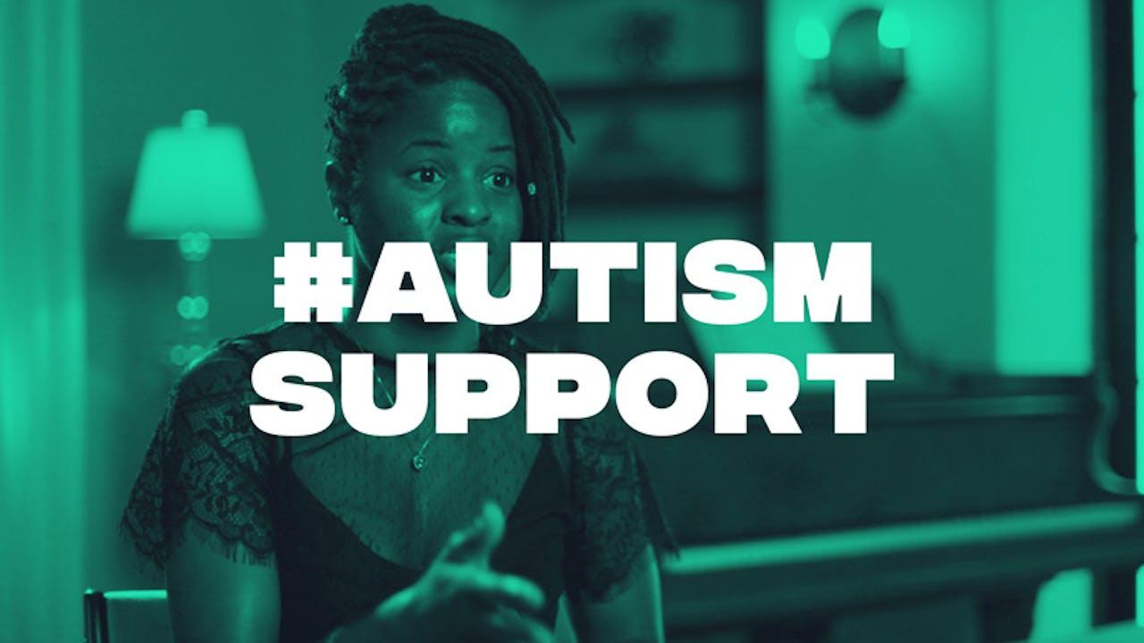 #AUTISM SUPPORT