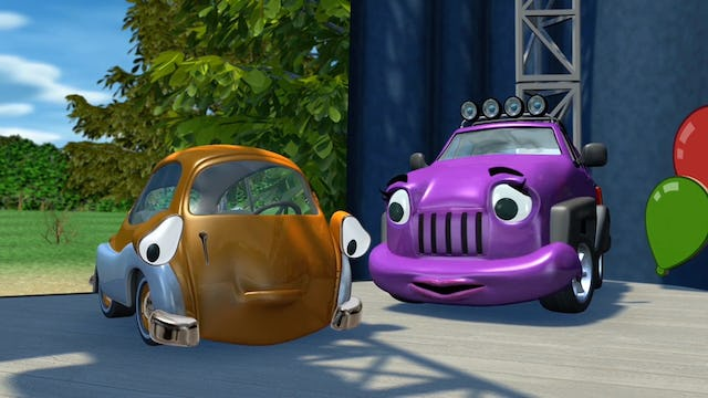 """""""Crowning The Car of The Year"""" (Fairness)"""