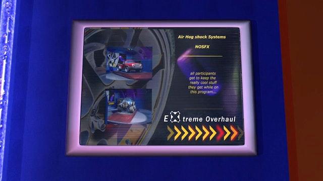 """Extreme Overhaul"" (Self-Acceptance)"