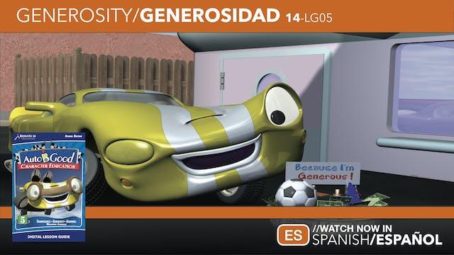 """(Generosity) """"Heavenly Event"""" [SPANISH]"""