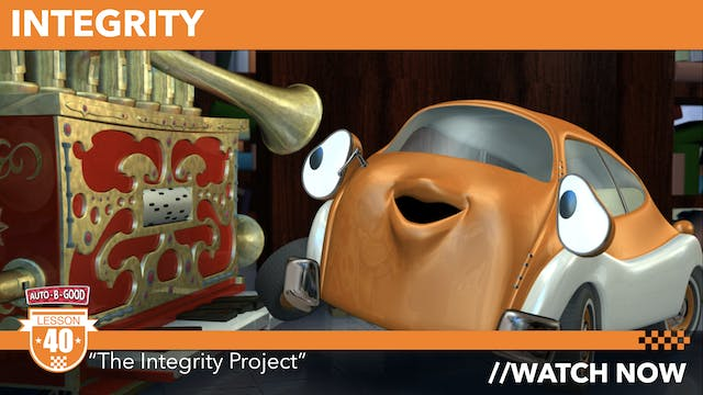 "INTEGRITY // ""The Integrity Project"" ..."