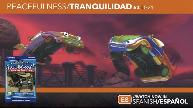"""(Peacefulness) """"The Quest For Power"""" [SPANISH]"""