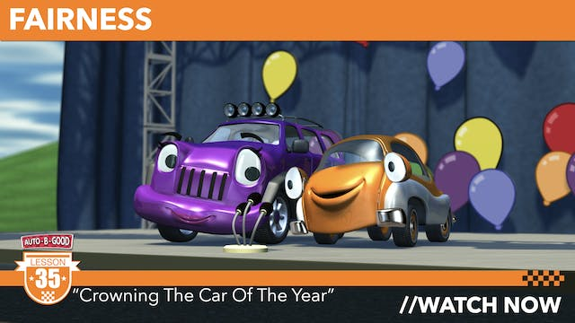 "FAIRNESS // ""Crowning The Car of The Year"" [35]"