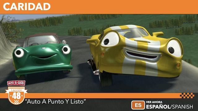"""CARIDAD // """"Auto A Punto Y Listo"""" [48]"""