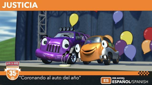"""JUSTICIA // """"Coronando al auto del añ..."""