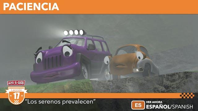 """PACIENCIA // """"Los serenos prevalecen""""..."""