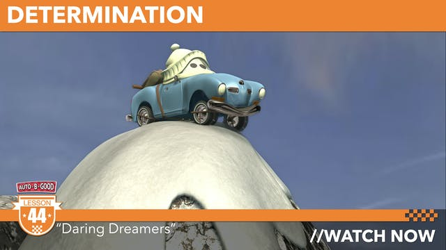 "DETERMINATION // ""Daring Dreamers"" [44]"